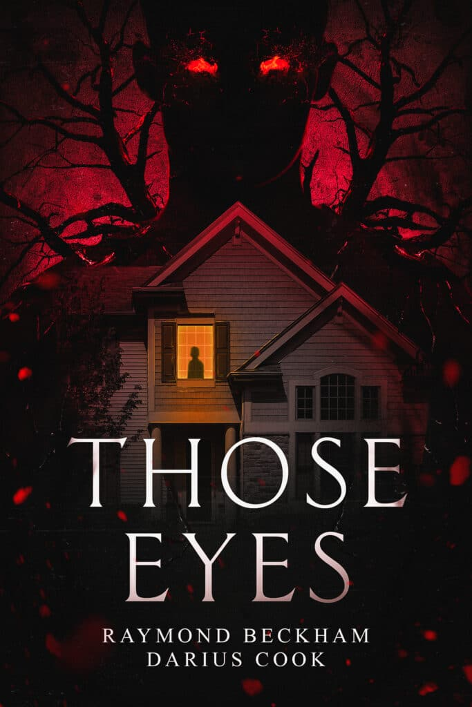 Those Eyes Horror & Thriller book cover
