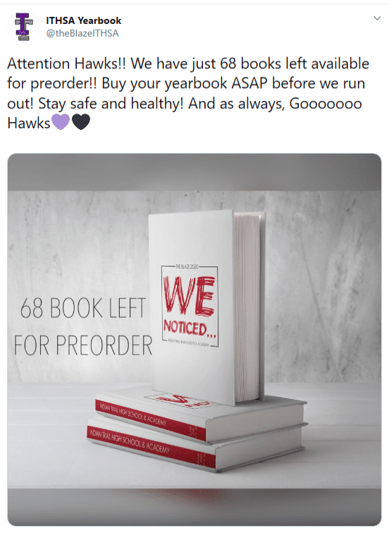 use your book cover in pre-order links
