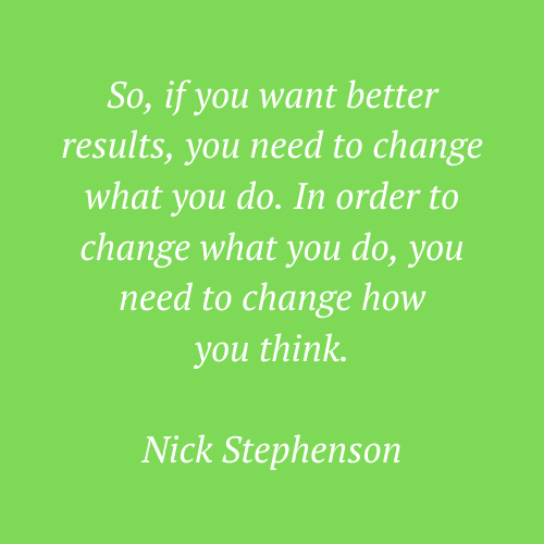 Nick Stephenson's words
