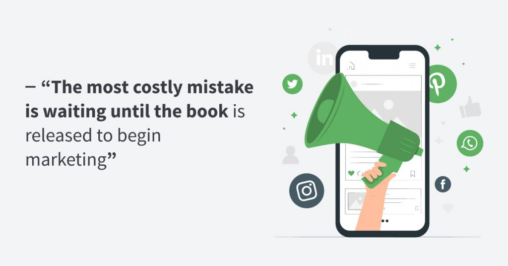 book launch  tips