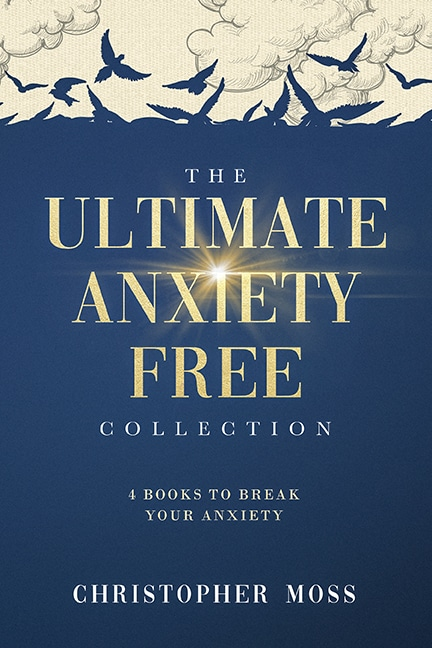 Ultimate Anxiety Free cover