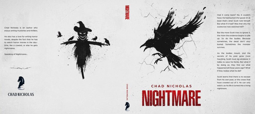 author logo book cover