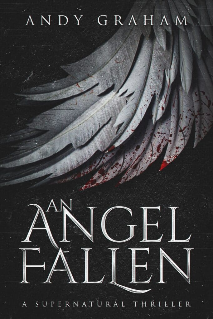 An Angel Fallen Horror & Thriller book cover