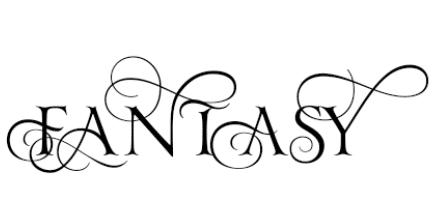 yana font curls