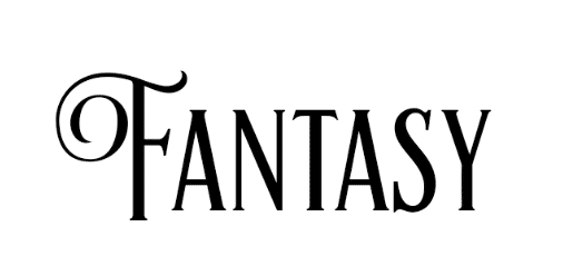 artisan fantasy book cover font modified