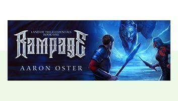 author website banner