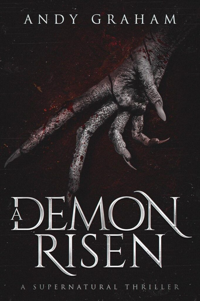 A Demon Risen book cover