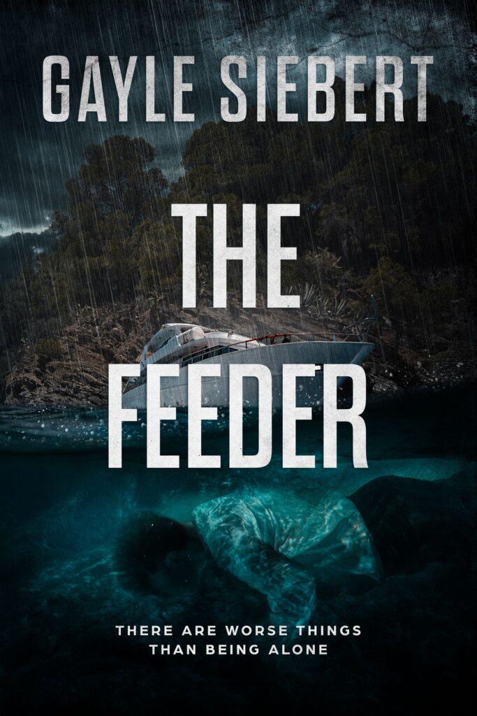 The Feeder Horror & Thriller book cover