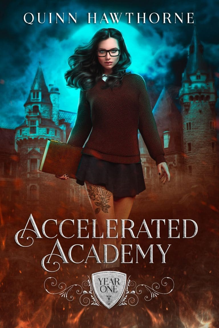 urban fantasy book cover