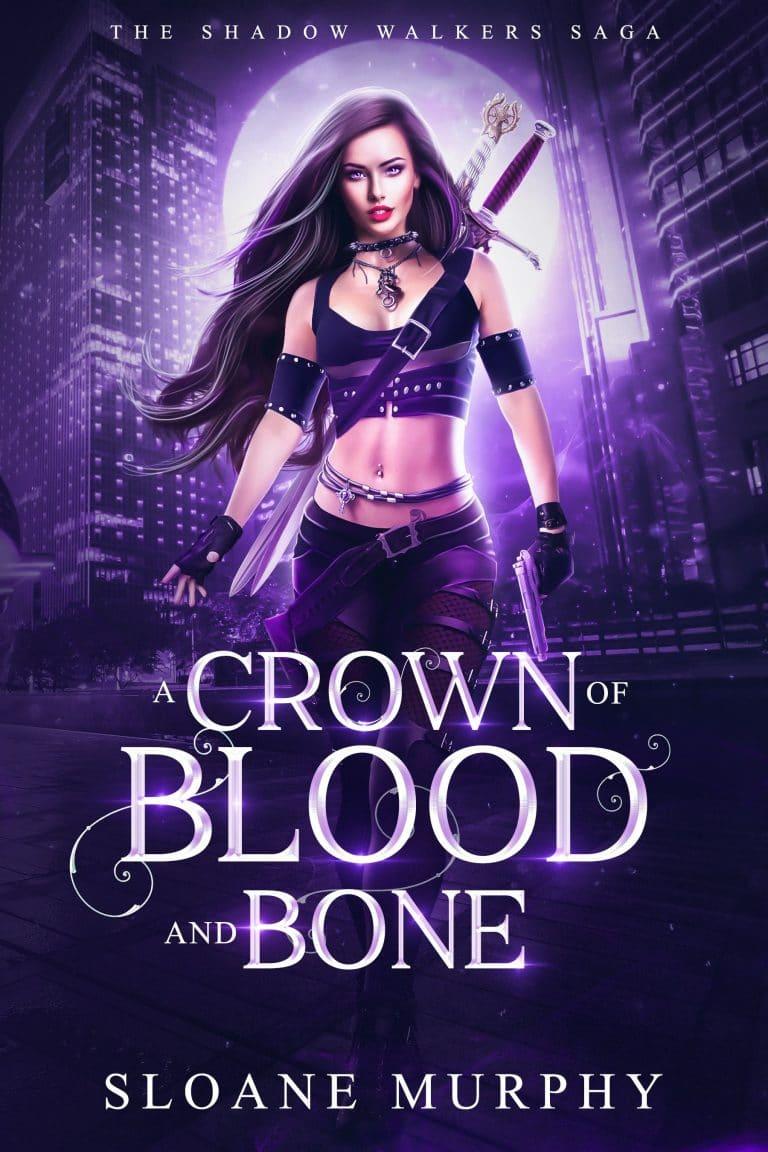 urban fantasy book cover