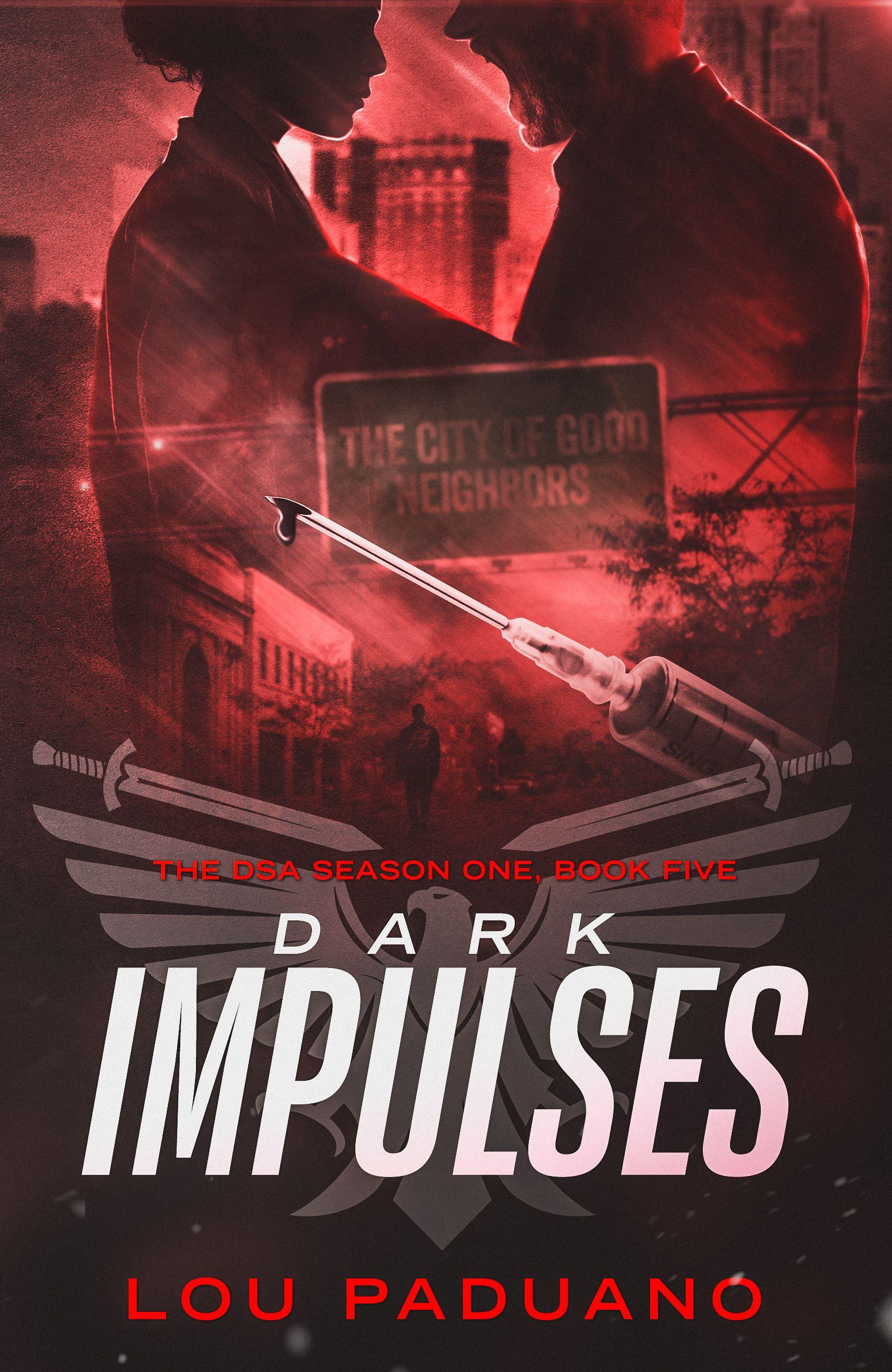"""""""Dark Impulses"""" by Lou Paduano"""