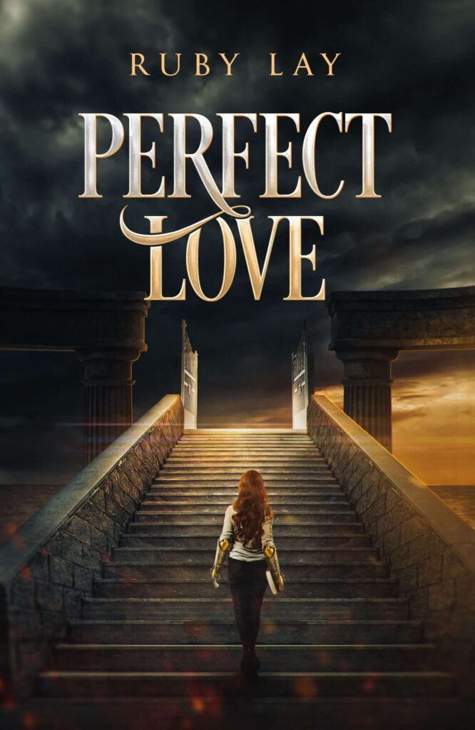 romance book cover design tips on the example of Perfect Love