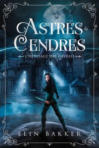 Fiction book cover ideas with dark tones