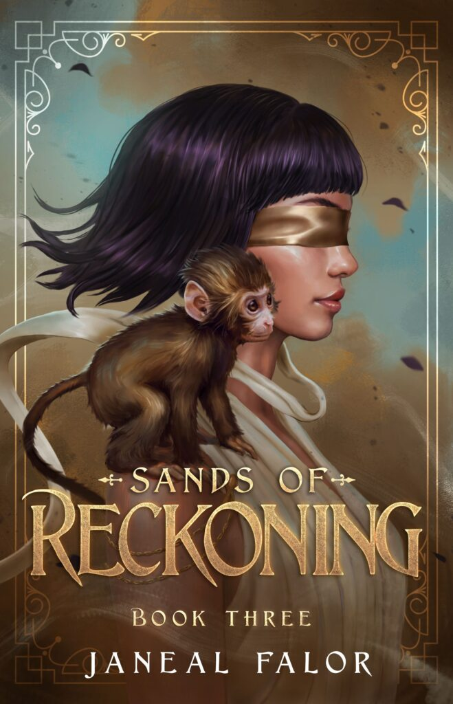 """Sands of Reckoning"" by Janeal Falor"