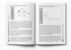 Example of nonfiction book formatting done by Miblart