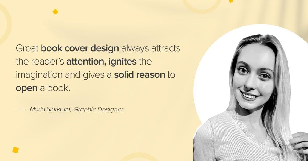 Interview with Maria Starkova, Graphic Designer