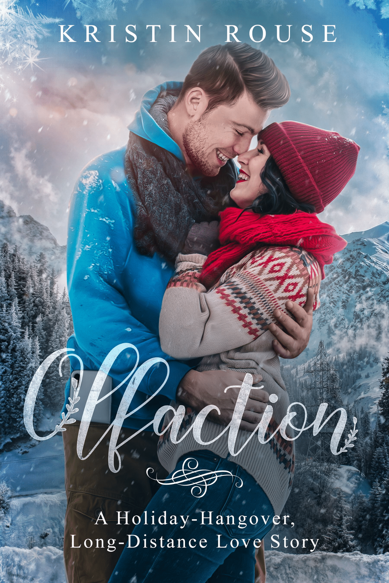 Kristin Rousse's Offaction as an example of Romance Book cover