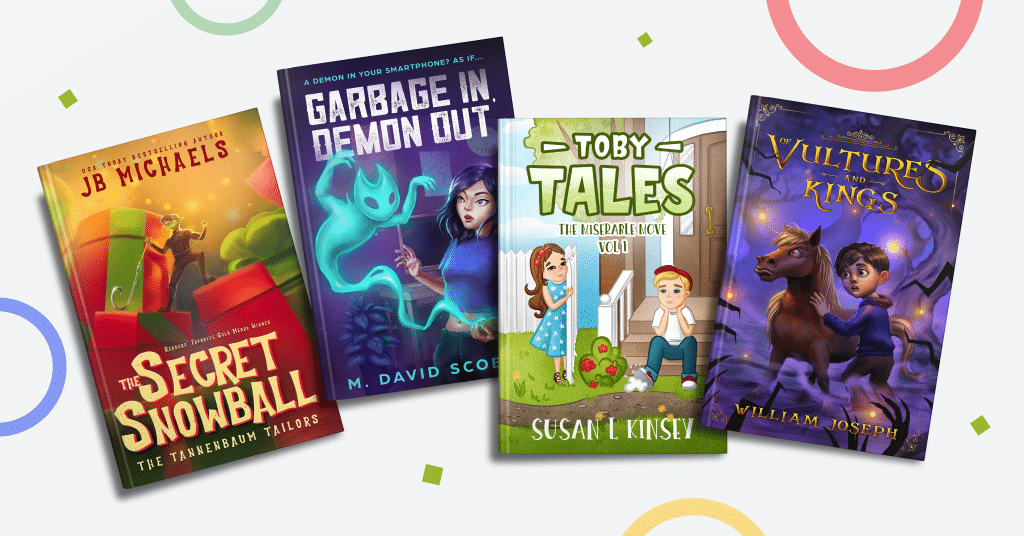 Illustrated Children's Book Covers: Tips and Examples