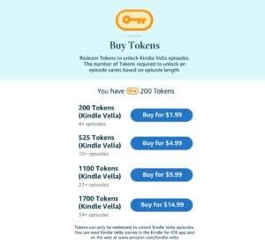 Knndle Vella Token Prices
