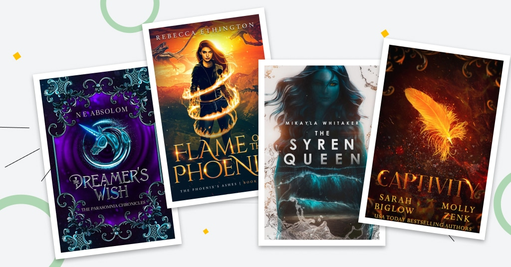 Young Adult Fantasy Book Covers: Trends, Examples, and Tips