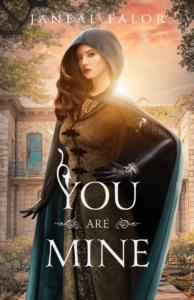 example of YA fantasy book cover design